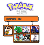 My Trainer Card (Pokemon Jupiter) - TBM by thebestmlTBM