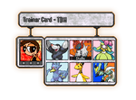 My Trainer Card - Pokemon White 2 by thebestmlTBM
