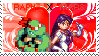 RaphxMars Stamp by thebestmlTBM