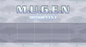 MUGEN WISHLIST Base