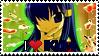 Ikumi Amasawa - EFZ Stamp by thebestmlTBM