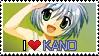 Kano Kirishima - EFZ Stamp by thebestmlTBM