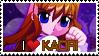 Kaori Misaka - EFZ Stamp by thebestmlTBM