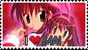 Mai Kawasumi - EFZ Stamp by thebestmlTBM