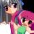 EFZ Icon - Minagi and Michiru