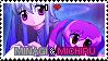 Minagi and Michiru - EFZ Stamp by thebestmlTBM