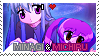 Minagi and Michiru - EFZ Stamp by thebestmlTBM