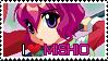 Mishio Amano - EFZ Stamp by thebestmlTBM