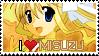 Misuzu Kamio - EFZ Stamp by thebestmlTBM