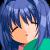 EFZ Icon - Nayuki Minase (Asleep)