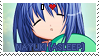 Nayuki Minase (Asleep) - EFZ Stamp by thebestmlTBM