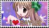 Sayuri Kurata - EFZ Stamp by thebestmlTBM