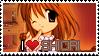 Shiori Misaka - EFZ Stamp by thebestmlTBM