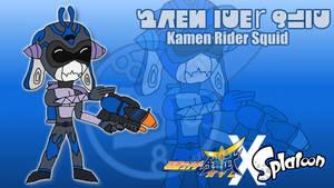 Kamen Rider Squid