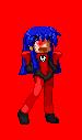 Red Lantern Ikumi (EFZ Sprite Edit) by thebestmlTBM