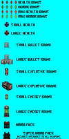 Turok Doom: True Rage Wars Items