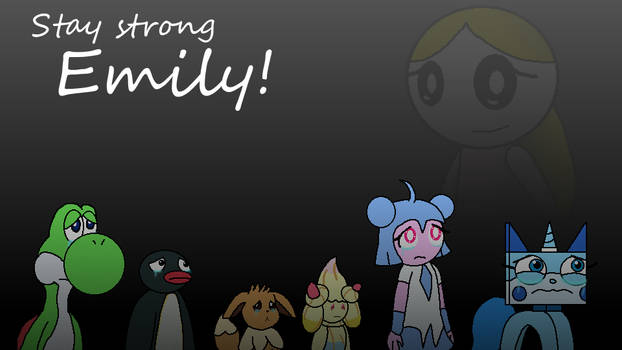 Staying Strong (Tribute Art)