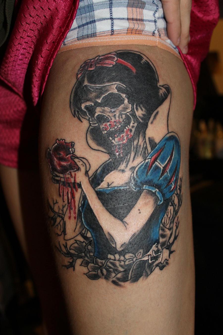 Snow White Tattoo Ideas
