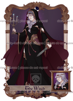 [Adopts] Witch || USD/AUC | closed by skele-tea