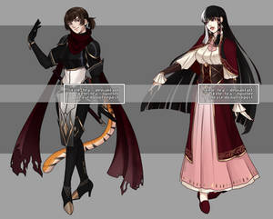[C] Outfits