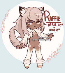 [NYAPS] Raffle OPEN - Ends May 8th