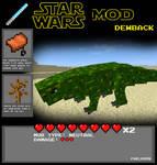 Minecraft SW Mod - Dewback
