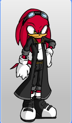 Jack The Echidna by shadow5855
