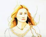 Eowyn, Shieldmaiden of Rohan