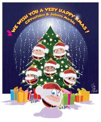Merry Rolling Xmas by CRYsoftdev! by Frandali