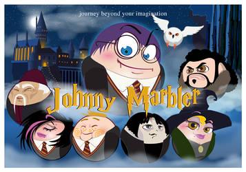 Johnny Marbler by Frandali