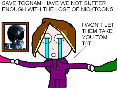 TOONAMI CHAIN BEGINS by bonnybanshey