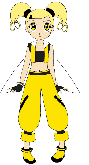 Buzzing Bumble Bee by bonnybanshey