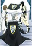 OoK - Three Knights One Goal by Paleblood