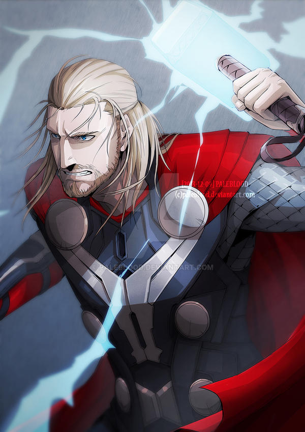FA - Thor by Paleblood