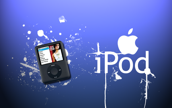 iPod Theme Wallpapers by OloUnited