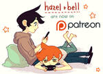 Hazel and Bell on Patreon