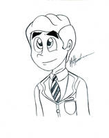 Blaine Anderson by LillyCrystal