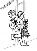 Breakfast at Tiffany's by LillyCrystal