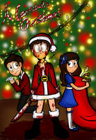 A Cannibal's Christmas by LillyCrystal
