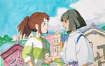 Promise - Chihiro and Haku