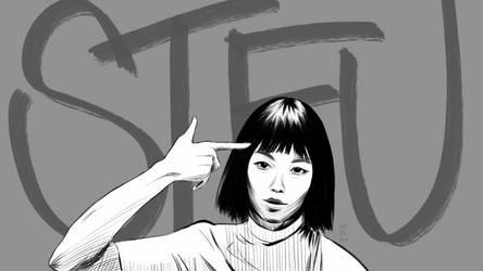 STFU! Rina Sawayama
