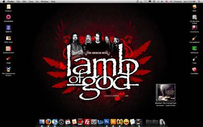 Lamb Of God Desktop by unofficialharmony