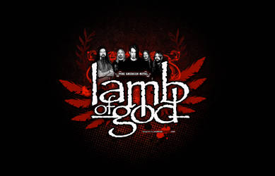 Lamb Of God Wallpaper 1400x900 by unofficialharmony