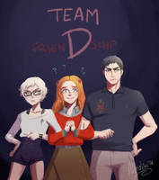 ZTD- Team frienDship by Albaharu