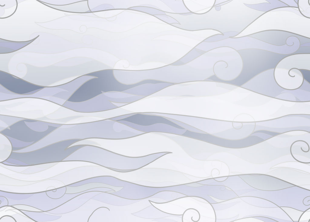 Tiled Cloud Background