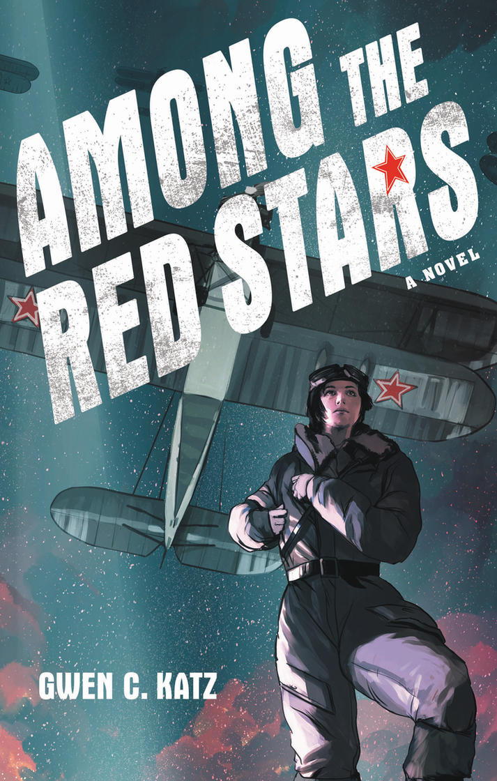 Among the Red Stars Cover by gckatz