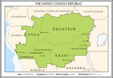 United Congo Republic by xlander684