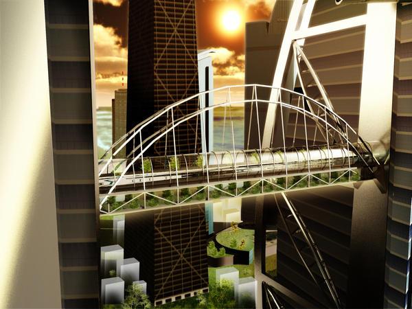 Green Bridge... by syarawi