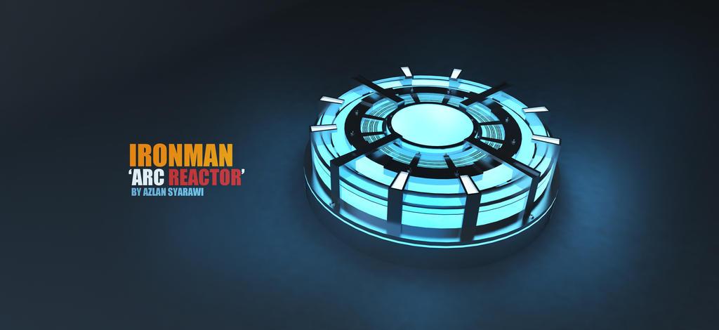 Arc Reactor IRONMAN! by syarawi on DeviantArt