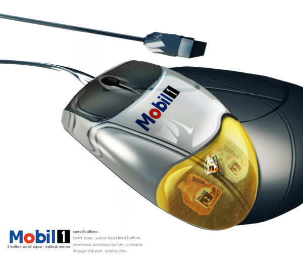 Mouse Mobil 1 by syarawi